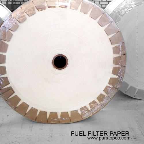 کاغذ فیلتر سوخت
